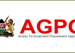 AGPO Certificate Kenya